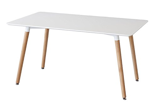 Noorsk Design Mesa de Comedor Tower 140
