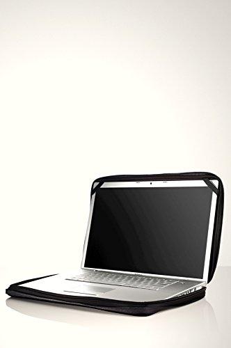 Samsonite Aramon Notebook Sleeve Medium Hülle für Notebooks bis 39,1 cm (15,4 Zoll) schwarz