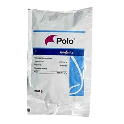 Syngenta India Limited Polo 250gm [Diafenthiuron 50% WP] for Pest