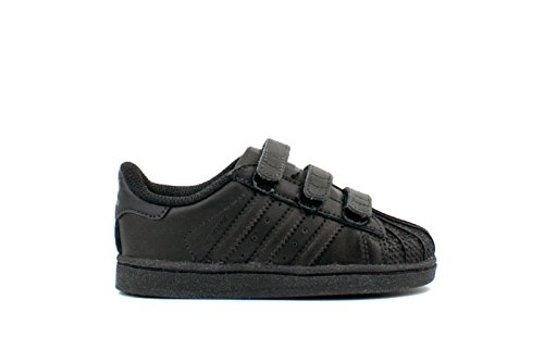 Infantile A Foundation Basso Senakers Adidas Noir Superstar Collo pwvaYwFAq