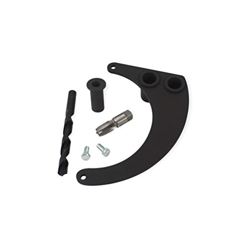 S&S Cycle Transmission Drilling Fixture Kit for Super Stock T2 Engine Case (Super Stock Engine Cases)
