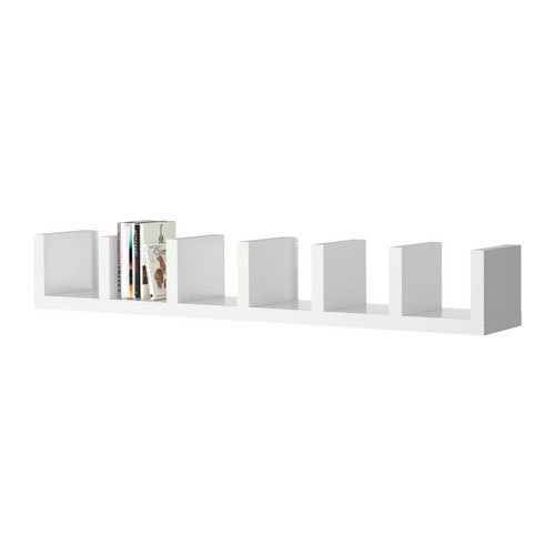 IKEA 602.821.86 New Lack Wall Shelf Unit White by Ikea