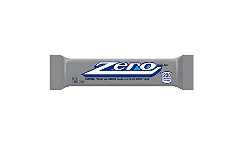 (Zero Candy- 24 Bars (1.85 oz bars))