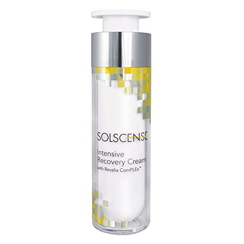 Solscense Recovery Cream - First to use PLE to Repair Sun Damage, Reduce Age Spots, Dark Circles, Wrinkles, and Fine Lines - Innovative Intensive Anti Aging Moisturizer, 1.7 (Anti Aging Recovery)