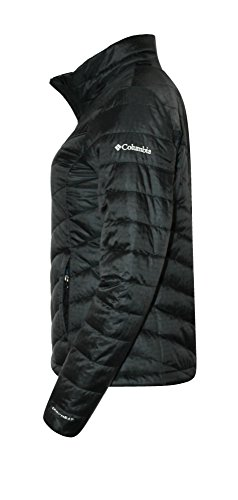 Columbia Women's Morning Light II Insulated Omni-Heat Jacket, BLACK (MEDIUM) by Columbia (Image #1)