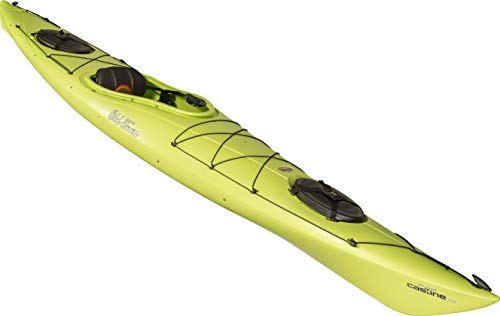 Old Town Castine 145 Touring Kayak (Lemongrass, 14 Feet 6 Inches)