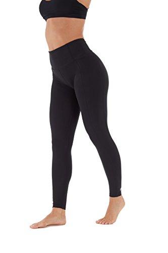 - Marika Women's Olivia High Rise Tummy Control Legging, Black, Medium