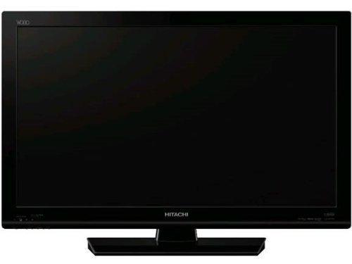 日立 26V型地上BS110度CSデジタルハイビジョンLED液晶テレビWooo L26-H07-B B004M7H334