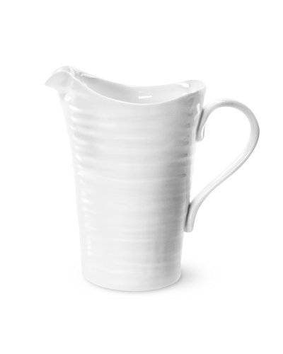 (Portmeirion Sophie Conran White Large Pitcher by Portmeirion )