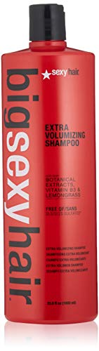 (SEXYHAIR Big Extra Volumizing Shampoo, 33.8 Fl Oz)