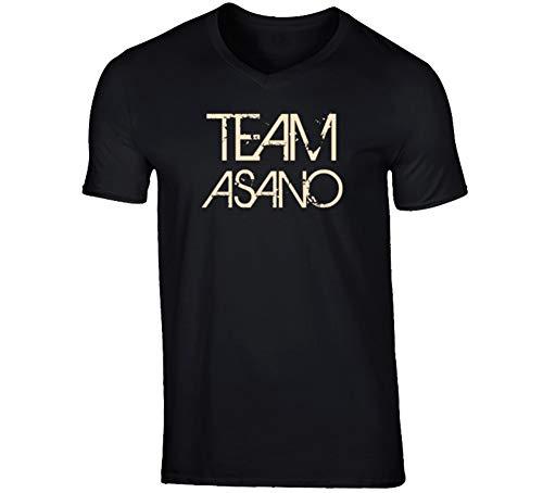- Team Sports Last First Name Asano T Shirt M Black