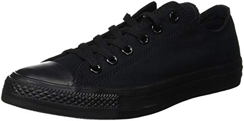 Monochrome Star unisex All Negro Black Hi Converse Zapatillas BZv0qw