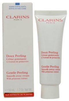 Facial Gentle Clarins Peeling - Women Clarins Gentle Peeling Smooth Away Cream 1 pcs sku# 1790944MA