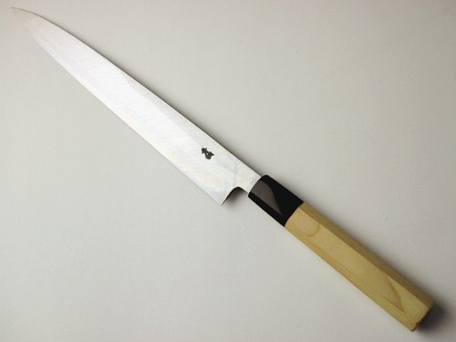 Sashimi Hocho (Yanagiba Kitchen Knife) 270 mm for Right Hander, Blade Edge : Aogami Steel No. 2