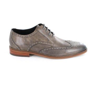 Oxfords Leather Mens Dress Shoes Florsheim Wingtip Castellano Gray w4qZTgt