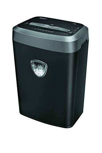 Fellowes 4674001 74C Powershred 14 Sheet with Cross Cut Shredder by Fellowes
