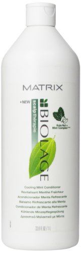 Matrix Biolage Cooling Mint Conditioner, 33.8 Ounce (Scalp Therapie Cooling Mint)