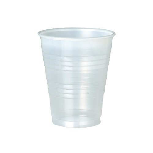 Galaxy Plastic Cups (SOLO Y9LT-0100 9-oz. Galaxy Translucent Plastic Cup (15 Packs of 100))