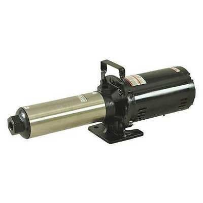 Multi Stage Booster Pump - DAYTON 45MW73 Multi-Stage Booster Pump,26-1/2 in. L G4362115