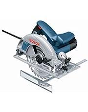 Bosch Professional handhållen cirkelsåg GKS 190 (1400W, sågklinga: 190mm, sågdjup: 70mm, i kartong)