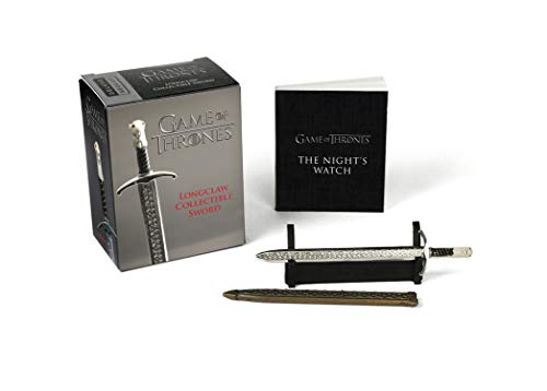 Game of Thrones: Longclaw Collectible Sword (Miniature Editions) -