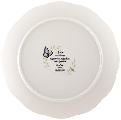 091709499707 - Lenox Butterfly Meadow 18-Piece Dinnerware Set, Service for 6 carousel main 8