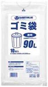 ジョインテックス ゴミ袋 LDD 透明 90L 200枚 N208J-90P 生活用品 インテリア 雑貨 日用雑貨 掃除用品 top1-ds-1304211-sd5-ah [独自簡易包装]
