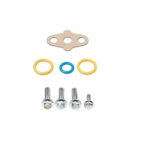 Turbo Bolt Kit (For Ford F250 6.0 Diesel Powerstroke Engine Turbo Bolt Gasket Hardware Kit OEM)