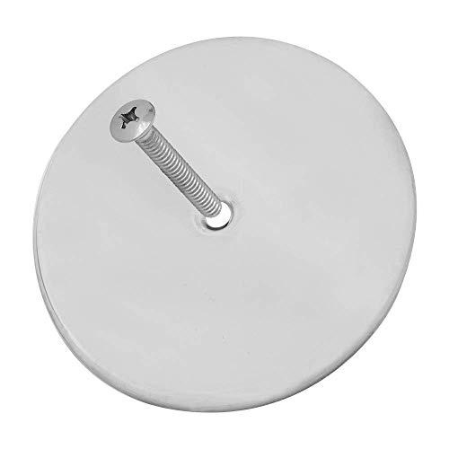 EZ-FLO 43491 Cleanout Cover Plate, 7.8 x 9.6 x 14.20, Silver ()