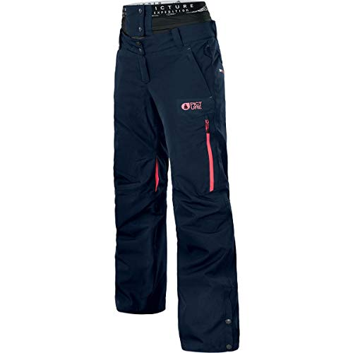 Blue Expedition Pant (Picture Organic Exa Expedition Pant - Women's Dark Blue, S)