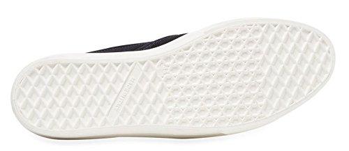 Sneaker A.testoni Made In Italy In Vitello Scamosciato Crosta Bovino
