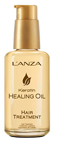 (L'ANZA Keratin Healing Oil Hair Treatment, 3.4)