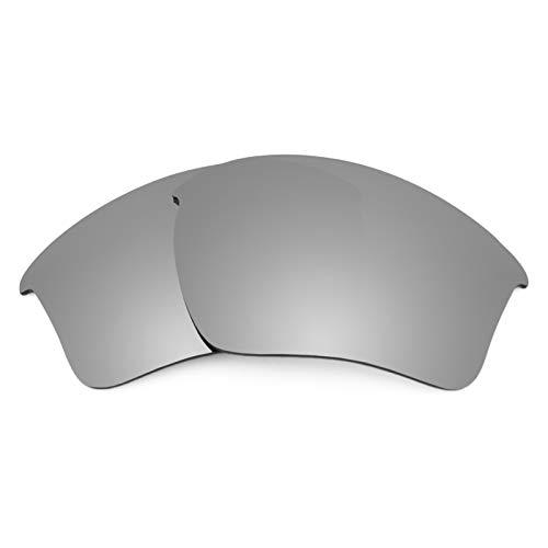 Revant Polarized Replacement Lenses for Oakley Half Jacket 2.0 XL Elite Titanium ()