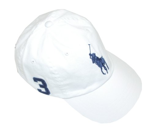 Polo-Ralph-Lauren-Men-Big-Pony-Logo-Hat-Cap