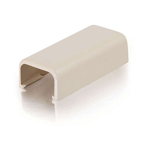 C2G/Cables to Go 13354 Tyton Raceway Splice Cover, Ivory (1.25 - Cover Cable Splice Raceway