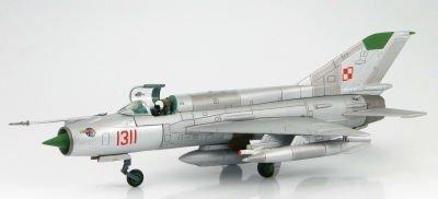 1/72 MiG-21R ポーランド空軍 「MiG-21シリーズ」 HA0145