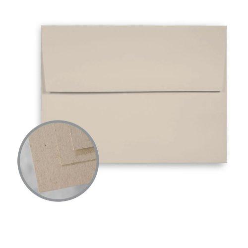 Via Vellum Kraft Envelopes - A7 (5 1/4 x 7 1/4) 70 lb Text Vellum 30% Recycled 250 per - Mohawk Via Vellum