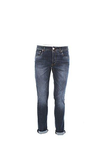 Jeans Uomo E. Marinella 33 Denim Tokio M812 Autunno Inverno 2016/17