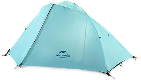 Lightweight Waterproof 3 Season Tent UV Protection with Carry Bag TRIWONDER 2-3 Person Tent for Camping Backpacking Travel