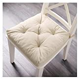 Amazon.com: IKEA 903.078.40 Malinda Chair Cushion, Light ...