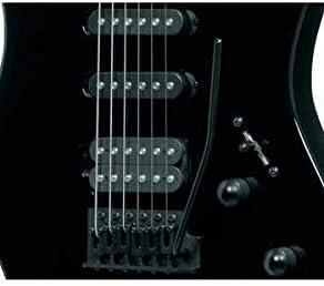 Guitarra eléctrica LAG ARKANE A60-BLK: Amazon.es: Instrumentos ...