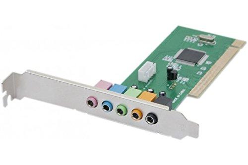 Soundkarte, 5.1,PCI