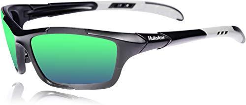 HULISLEM S1 Sport Polarized Sunglasses
