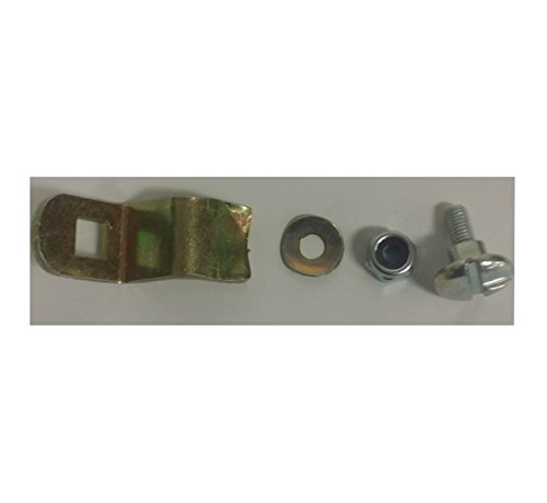 General Electric - 169C6386Dmg2 - Door Latch Assembly (1/4 Turn) For 8000-Line Spectra Mcc by GE