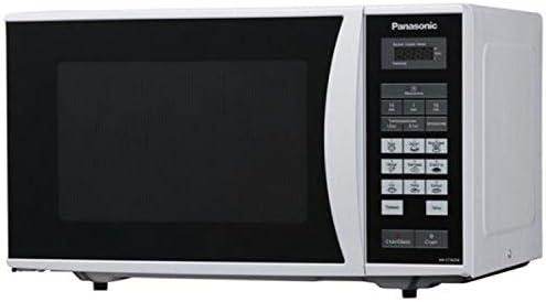 Panasonic NN-ST34HM 25-Liter Microwave Oven, 220-volt (Non-USA Compliant), Silver