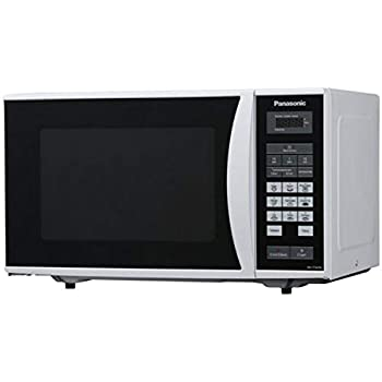Panasonic NN-ST34HM 25-Liter Microwave Oven, 220-volt (Non-USA Compliant), Silver