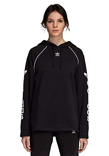 Dn8119 Negro Adidas Mujer 36 Sudadera 1AxOd10qw