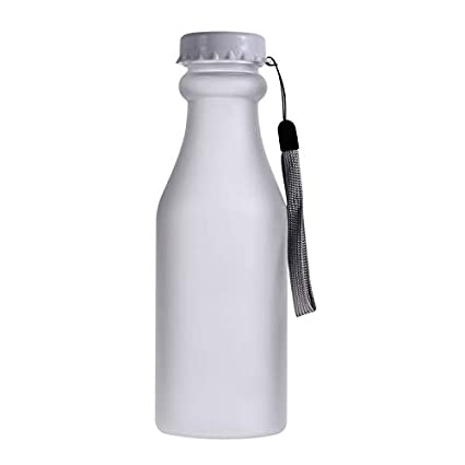 Sports Water Bottle - 550ml Sports Water Pot Bottle Container Leak Proof Climbing Camping Botellas De