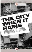book cover of The City When it Rains