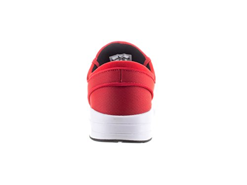 Janoski Universit da Null Stefan Max Nero Uomo Nike Rosso Bianco Skateboard Scarpe Null qxH4I5
